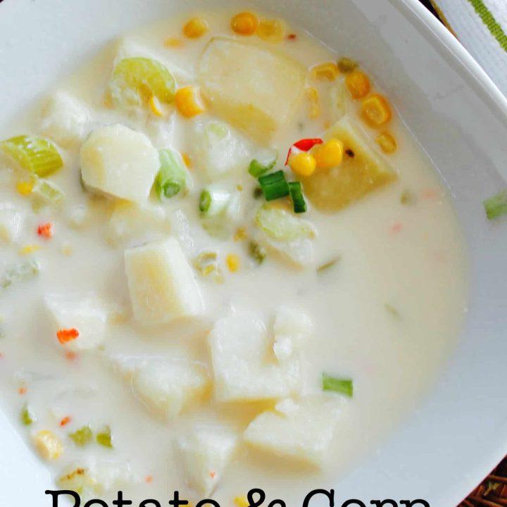 Potato Corn Chowder
