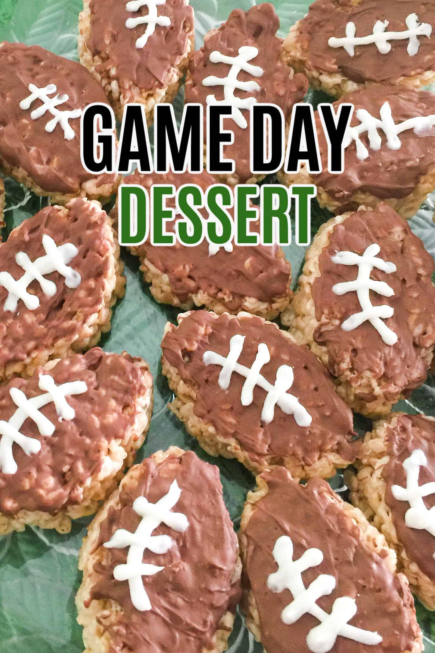 Game Day Dessert