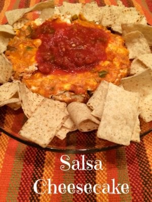 Great-tasting-salsa-cheesecake