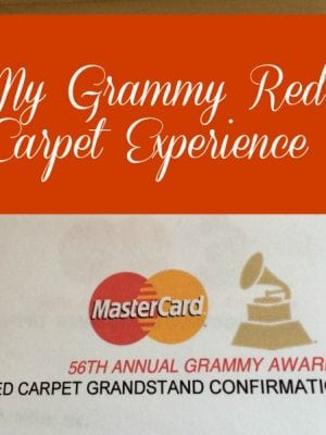 Grammy's Red Carpet