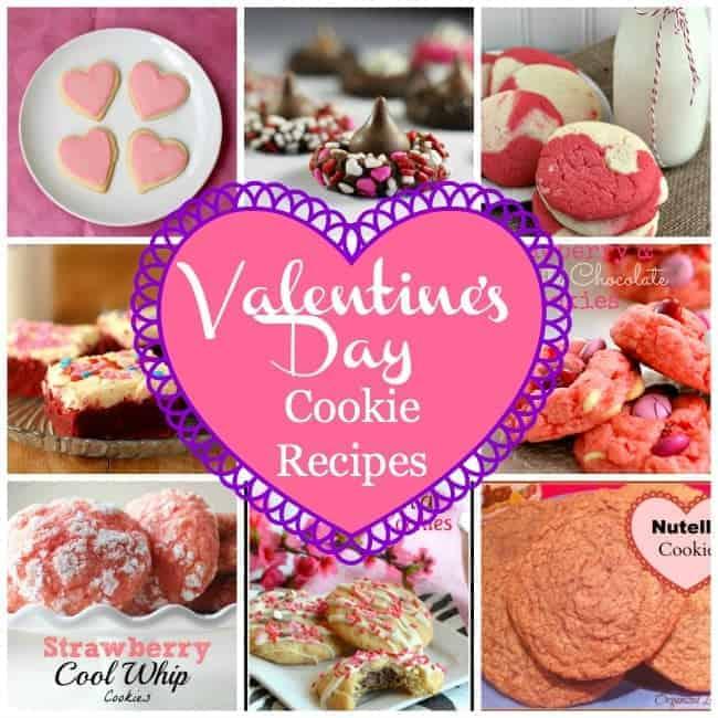 Valentine S Cookie Recipes