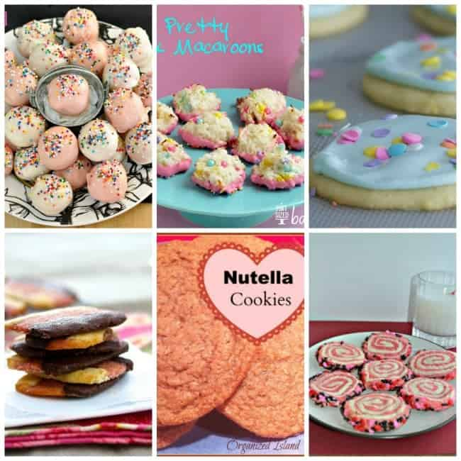 Cookie Recipes for Valentine's