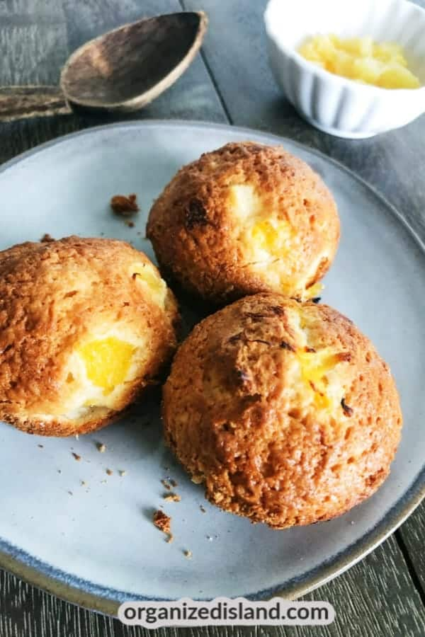 pineapple muffins recipe