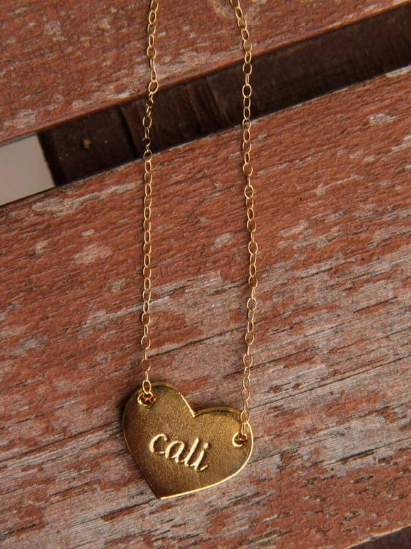 Cali-necklace