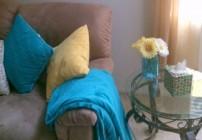 Spring-decor-with-kleenex