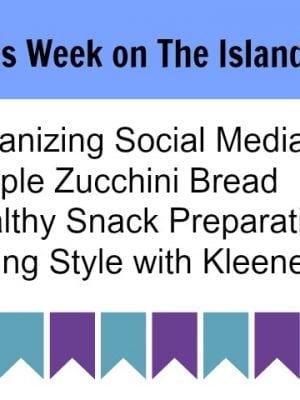 Weekly Recap of Organized Island
