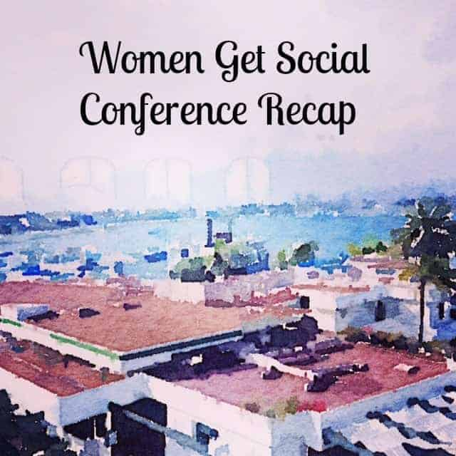 Women Get Social is not just for Bloggers