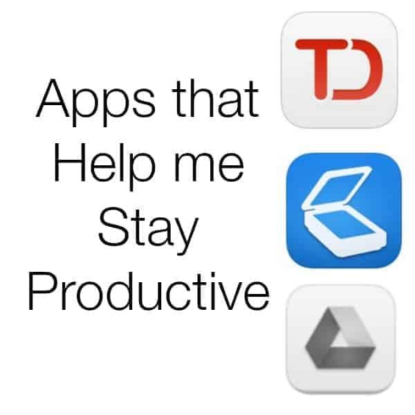 Productivity Apps I Love