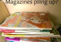 Magazine Clutter