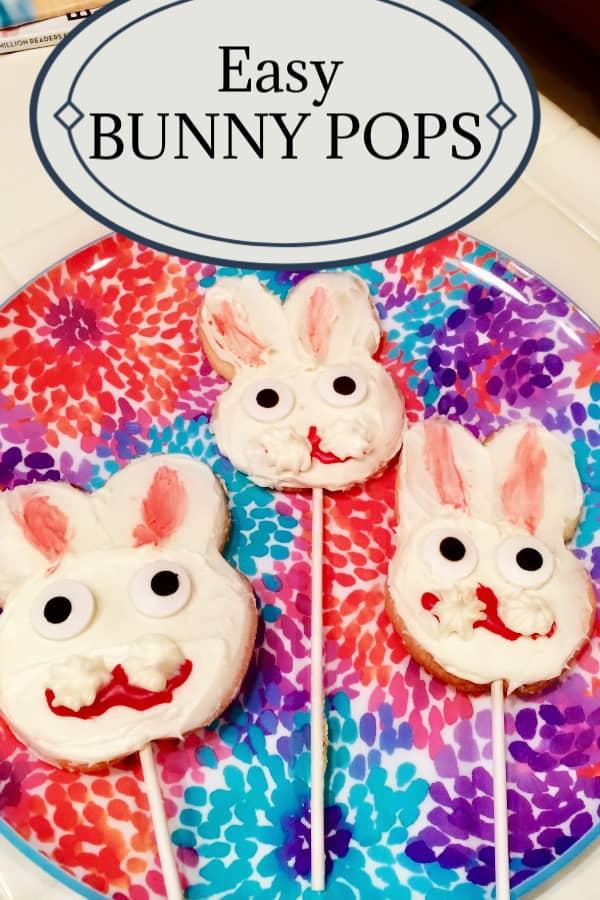 Easy Bunny Pops