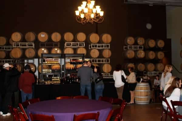 Exclusive Barrel Room