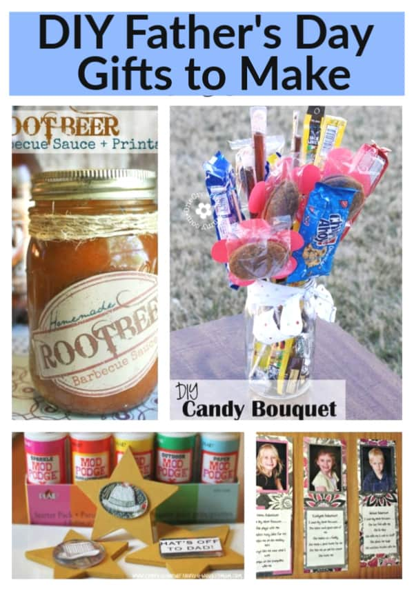 3a3db24a DIY Fathers Day gift ideas to make it extra special this year.