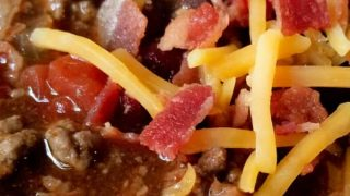 Bacon Chili Recipe