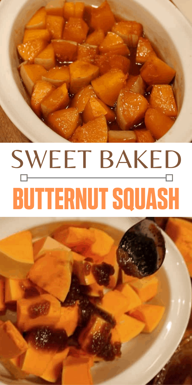 Oven Baked Butternut Squash