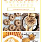 pumpkin breakfast recipes