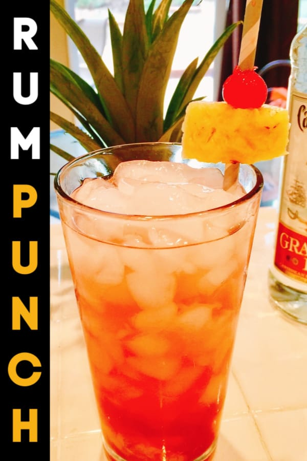 BEST Rum Punch Recipe