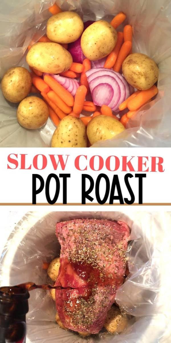 Pot Roast slow cooker