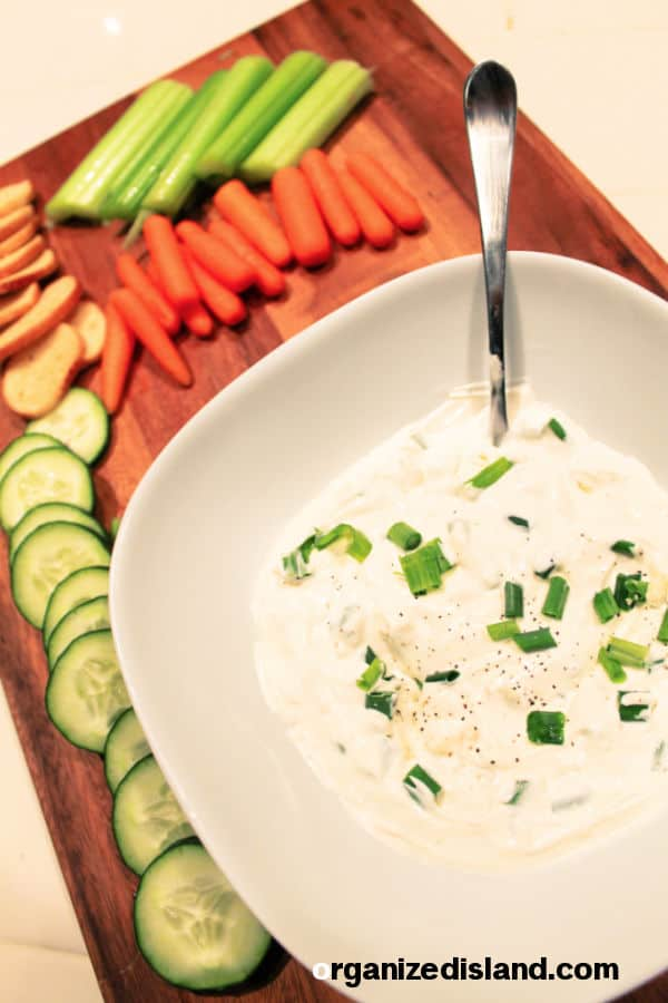 Blue Cheese & Chive Dip