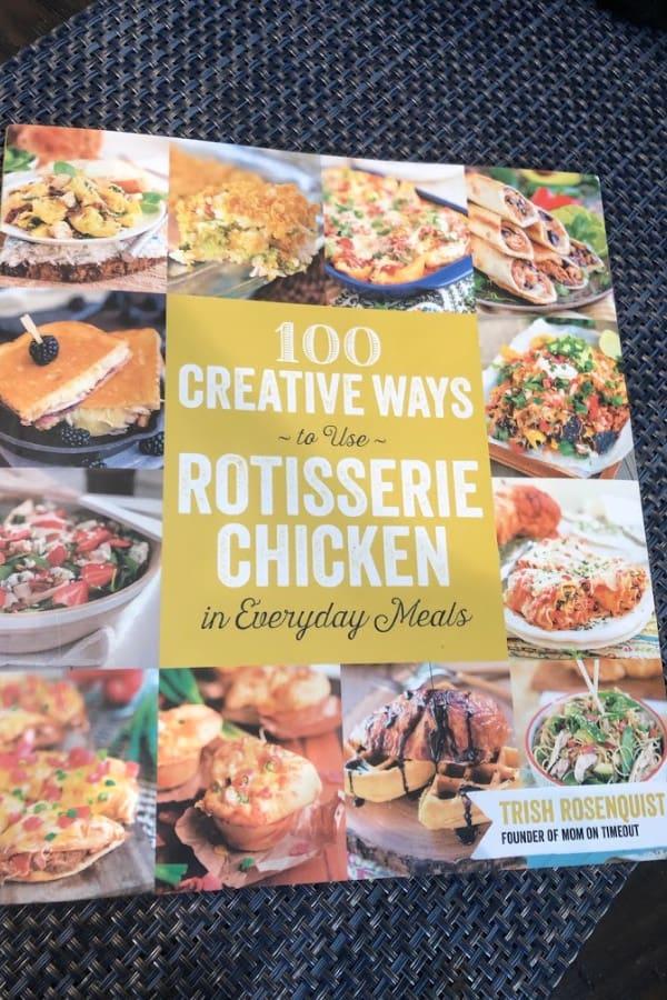 creative ways to use rotisserie chicken