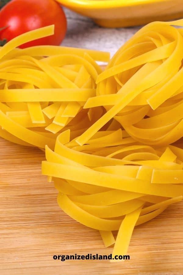 Fettuccini Noodles