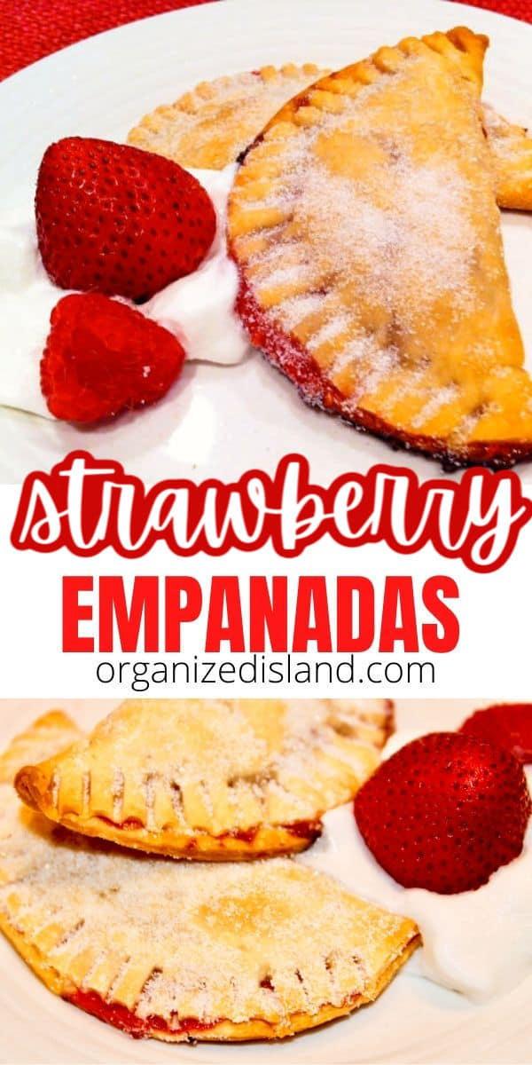 Fruit Empanadas StrawberryFruit Empanadas Strawberry