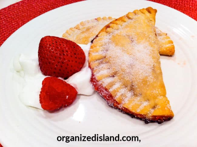 Fruit empanadas