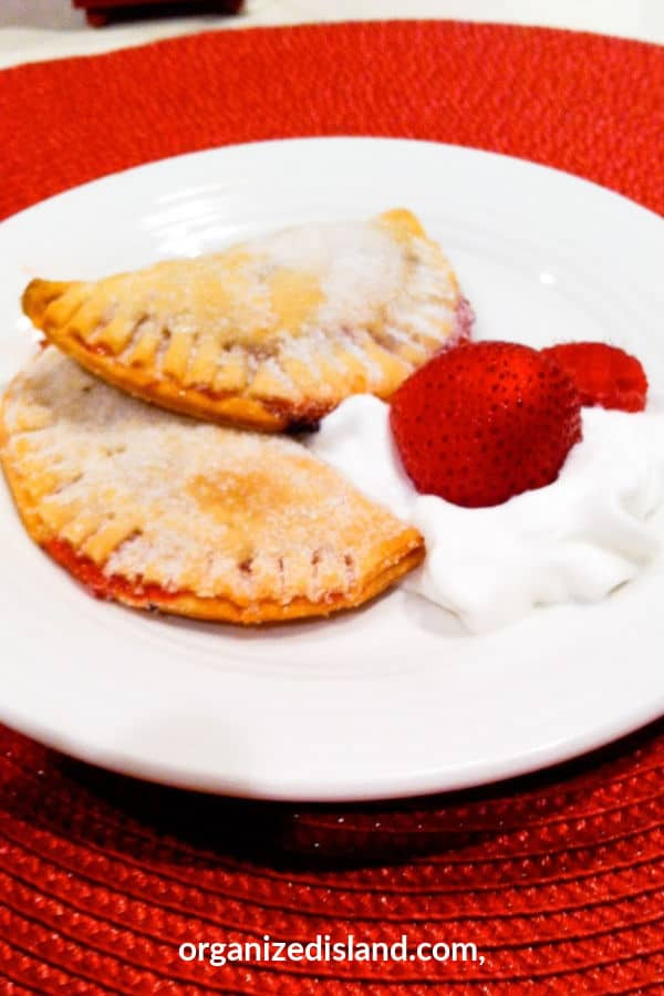 Strawberry Empanada Recipe
