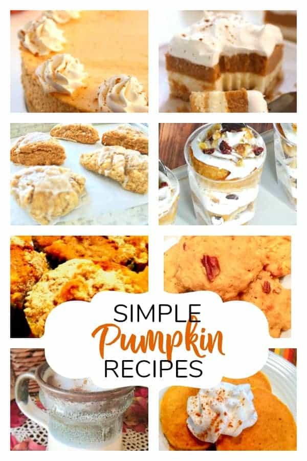 Pumokin Recipes
