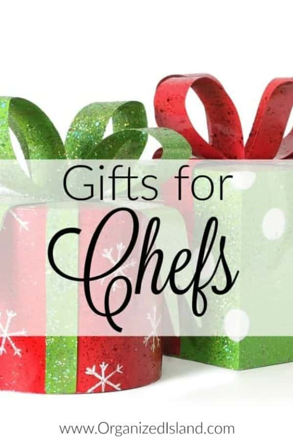 Gifts for People that Like to Cook