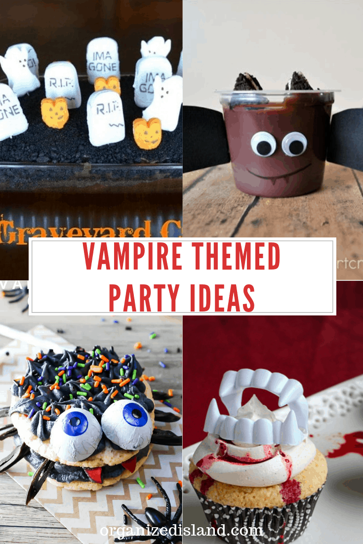 Planning a vampire party
