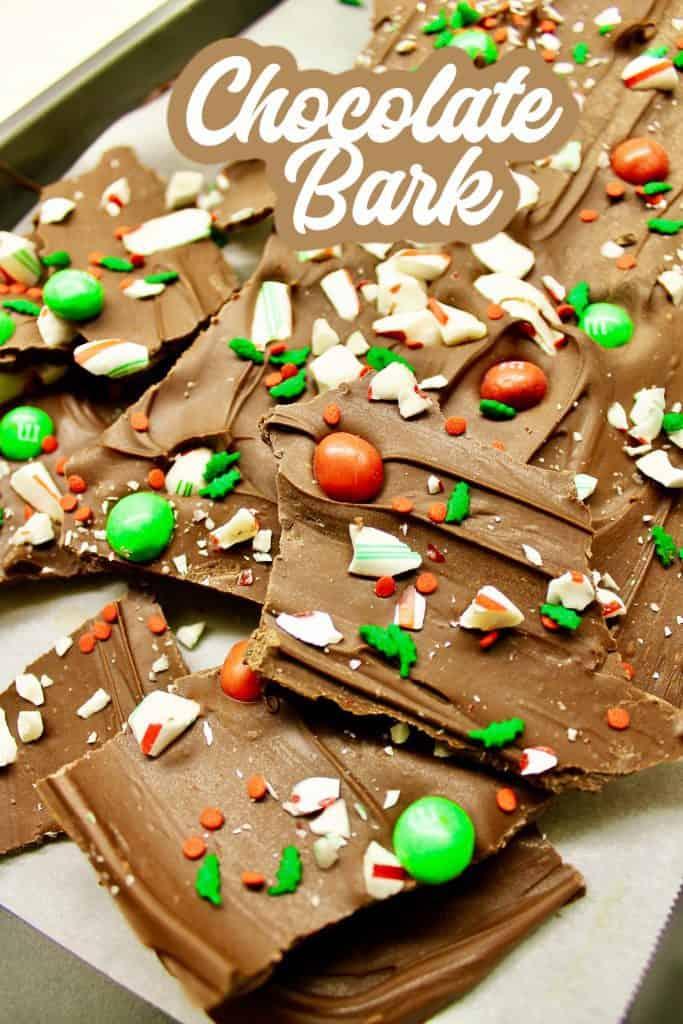 Easy Chocolate Bark Recipe