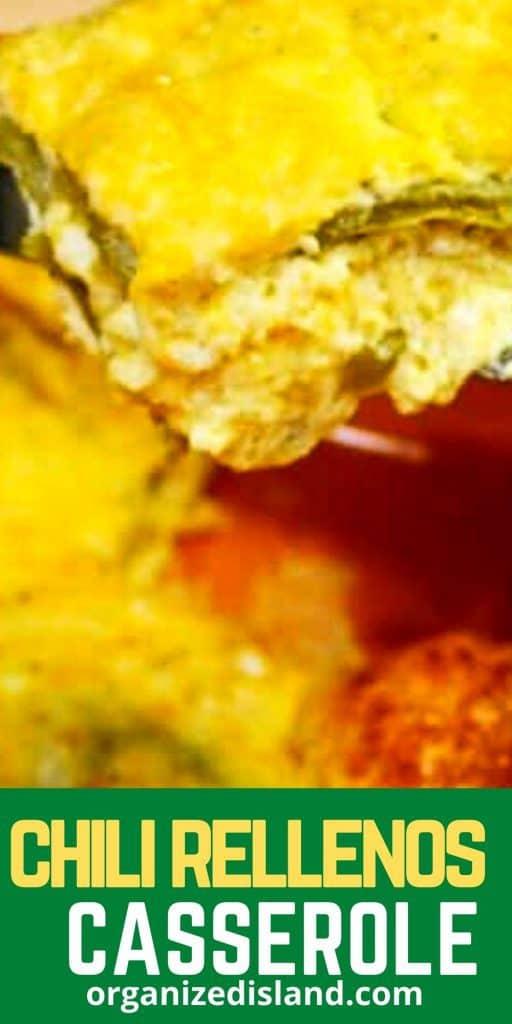Chili rellenos recipe casserole