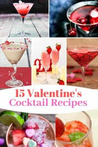 valentines cocktail recipes
