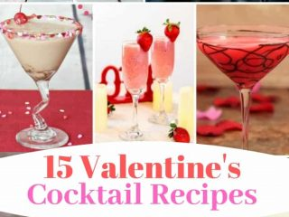 valentines cocktail recipes