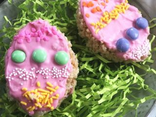 Easter Dessert Crispies