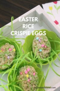 easter rice crispies