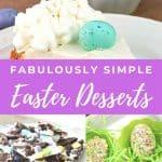 Easy Easter Desserts