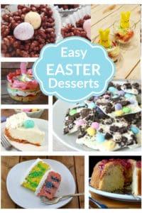 Easter Dessertd