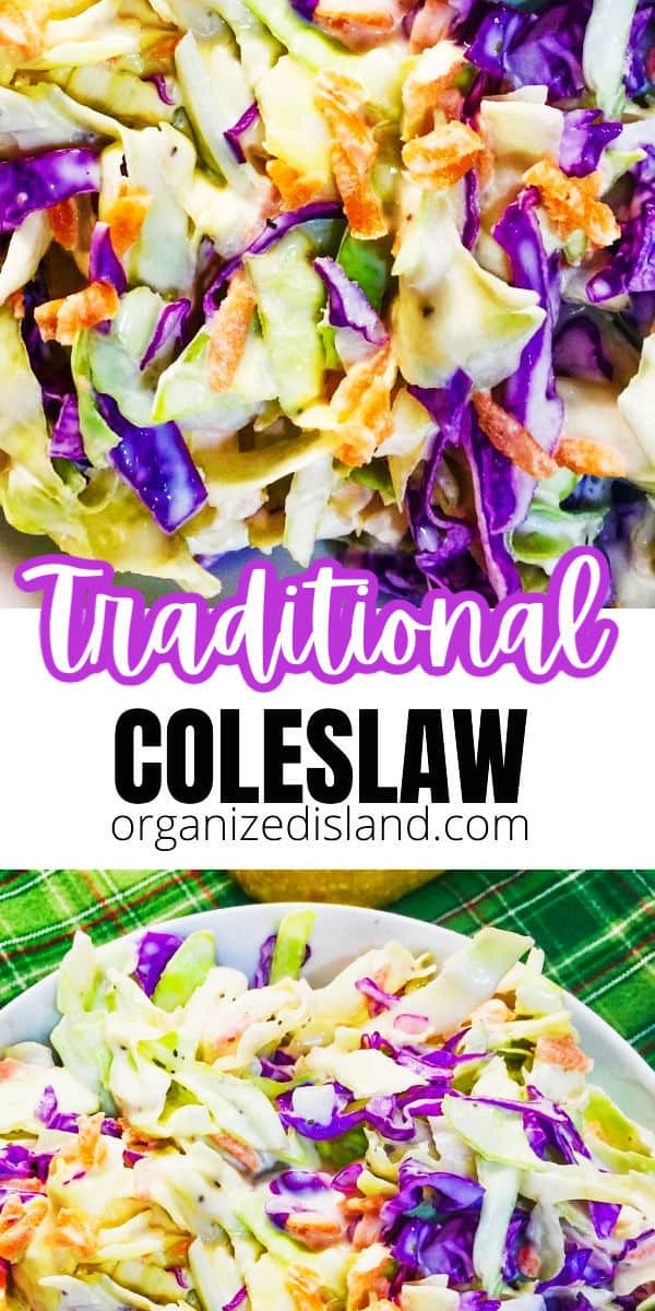 coleslaw recipe vinegar