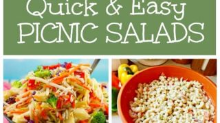 Easy Picnic Salads
