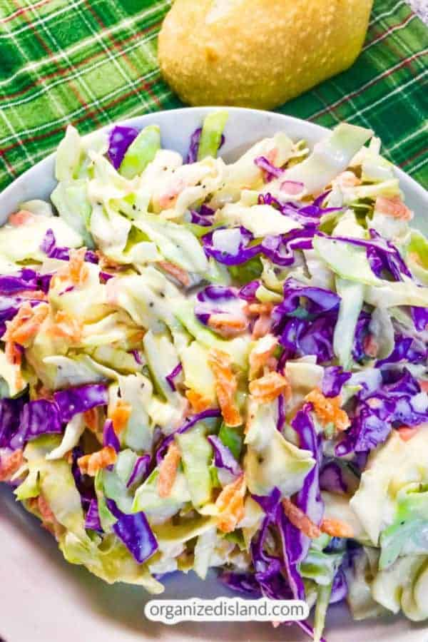 traditional coleslaw recipe