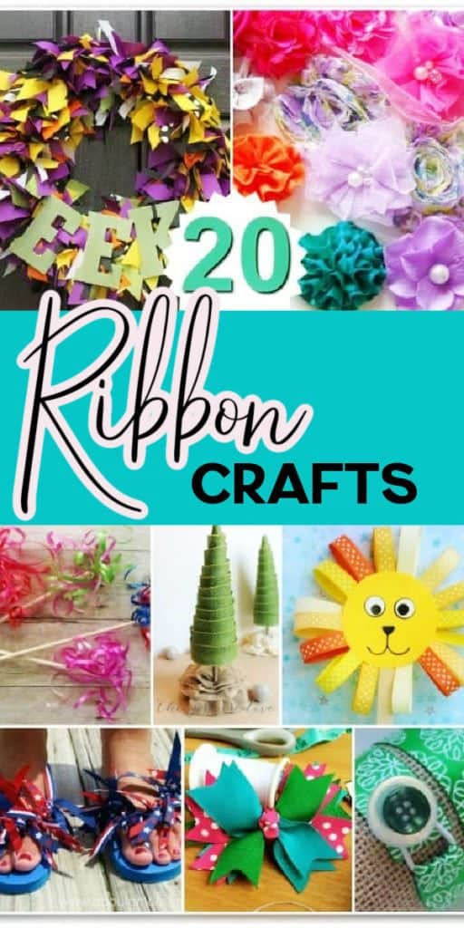 DIY Ribbon Crafts)