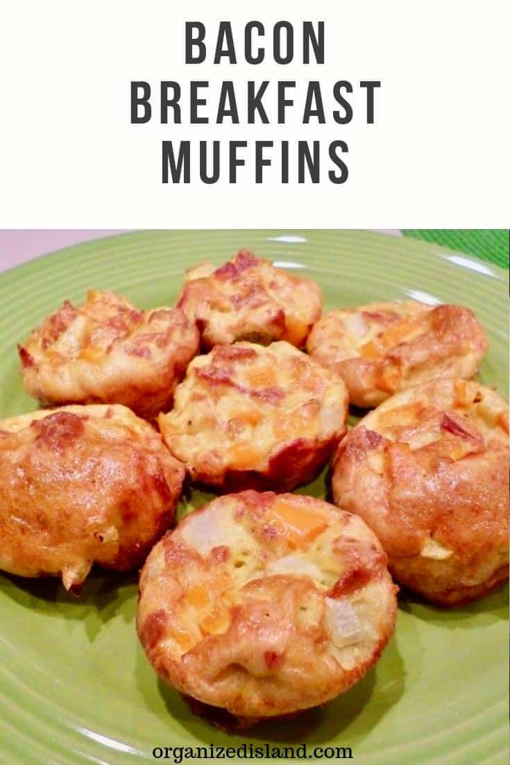 Easy Bacon Breakfast Muffins