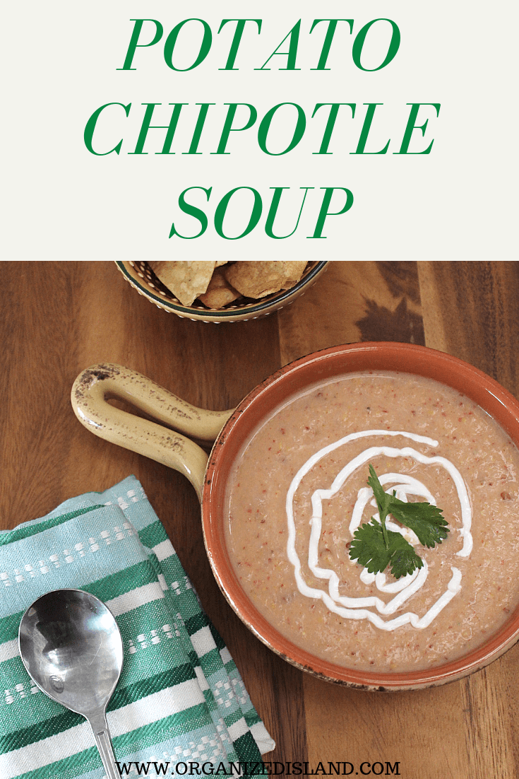 Chipotle Soup Recipe