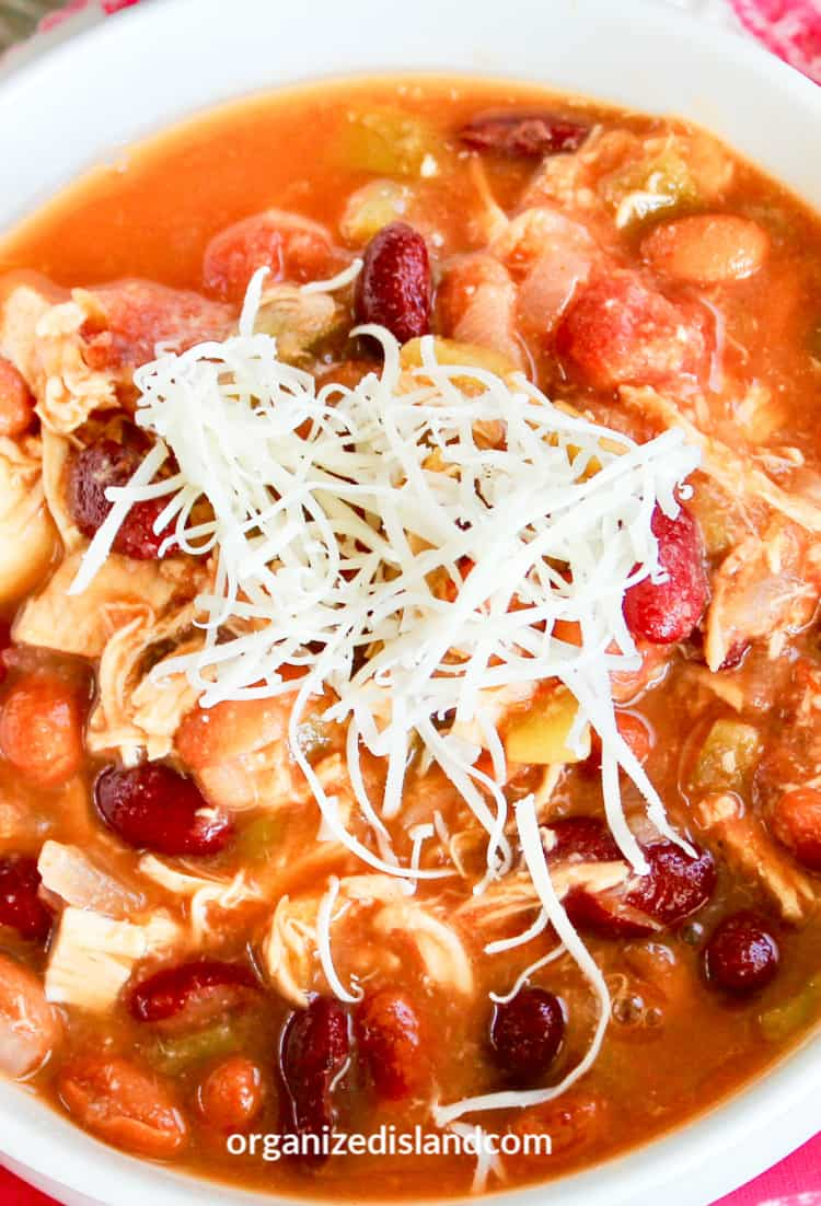 Chicken Chili Zero Points