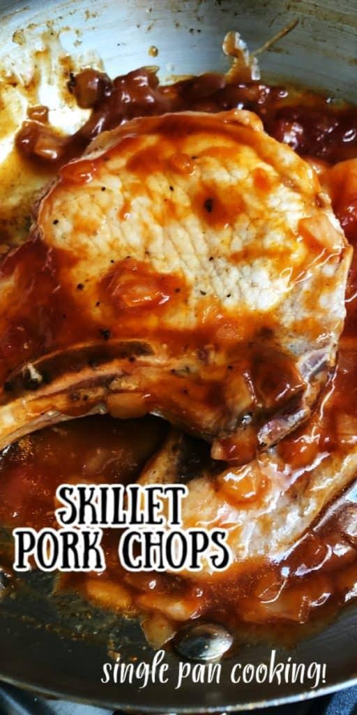 Easy Skillet Pork Chops