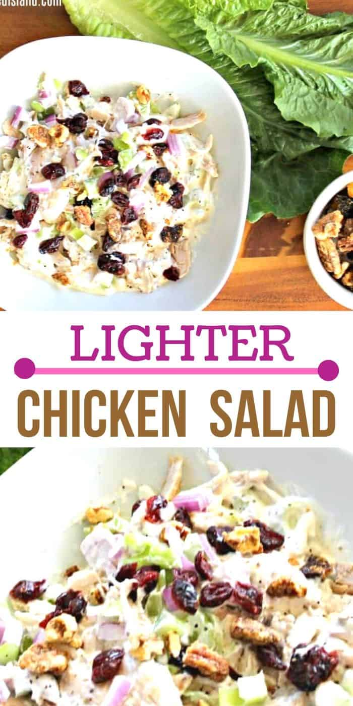 Light Chicken Salad Recipe