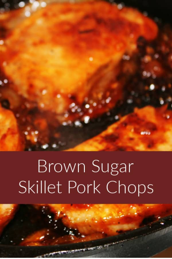Brown sugar pork ch9ps