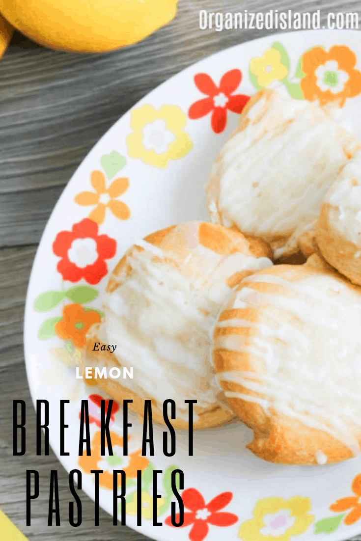Lemon Pastries