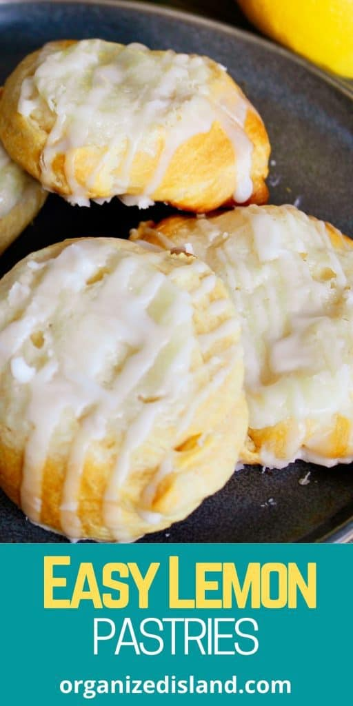 Lemon Pastry Recipe